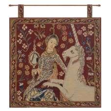 La Vue ( With Loops) Belgian Tapestry