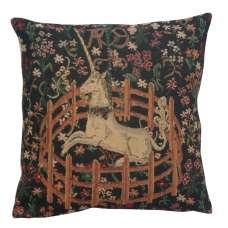 Unicorn  Belgian Cushion Cover