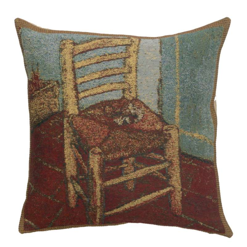 The Chair Belgian Cushion Cover