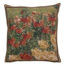 Keukenhof Gardens II Belgian Cushion Cover