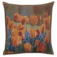 Keukenhof Gardens III Belgian Cushion Cover