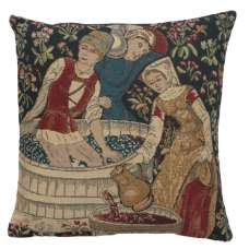 Vendages III Belgian Cushion Cover