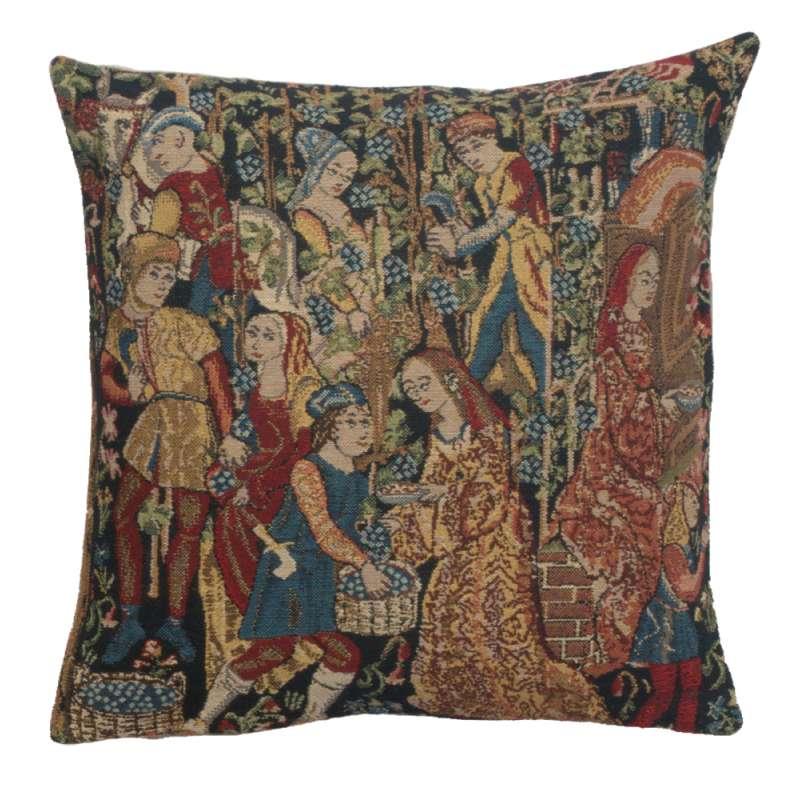 Vendages VI Belgian Cushion Cover