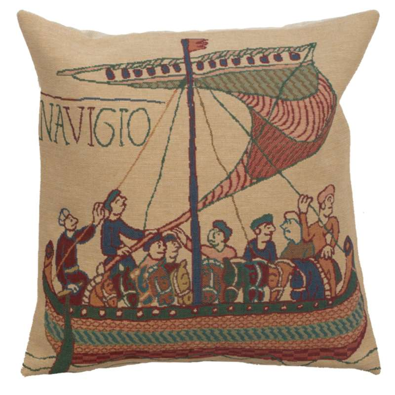 Bayeux Navigo Belgian Cushion Cover