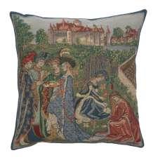 Duc De Berry I Belgian Cushion Cover