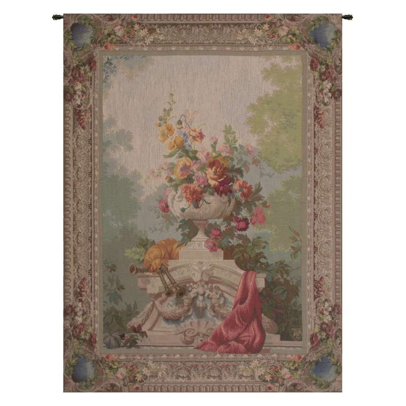 Bouquet Cornemuse French Tapestry