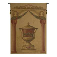 Old Urn 4 European Tapestry