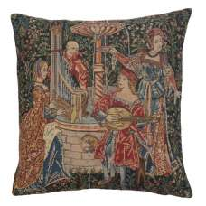 The Concert Belgian Cushion Cover