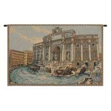 Fontana di Trevi Italian Tapestry Wall Hanging