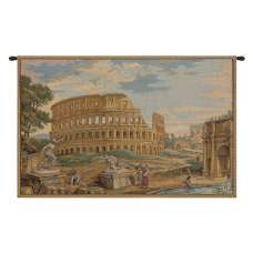 Colosseo Italian Tapestry Wall Hanging