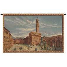 Palazzo Vecchio Firenze Italian Tapestry Wall Hanging