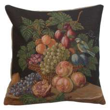 Fruit Basket French Tapestry Cushion