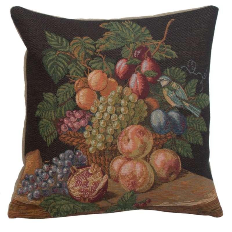 Fruit Basket French Tapestry Cushion