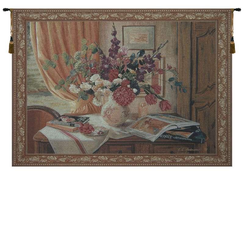 Retrospective Tapestry Wall Art