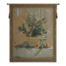 Fruit and Floral  Tapestry Wall Art