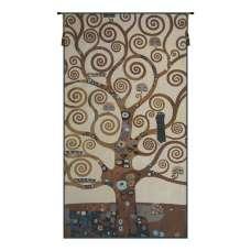 Klimts The Tree of Life Tapestry Wall Art