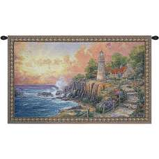 Light of Peace Tapestry Wall Art