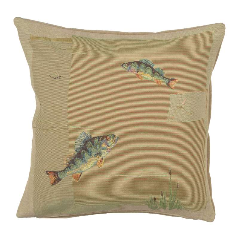 Fish Decorative Tapestry Pillow