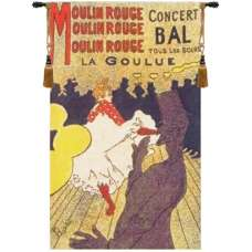 Moulin Rouge I European Tapestry