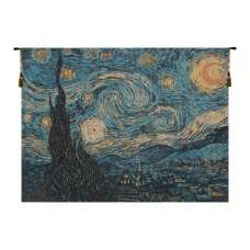 The Starry Night European Tapestry