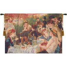Luncheon Of The Boating Party European Tapestry