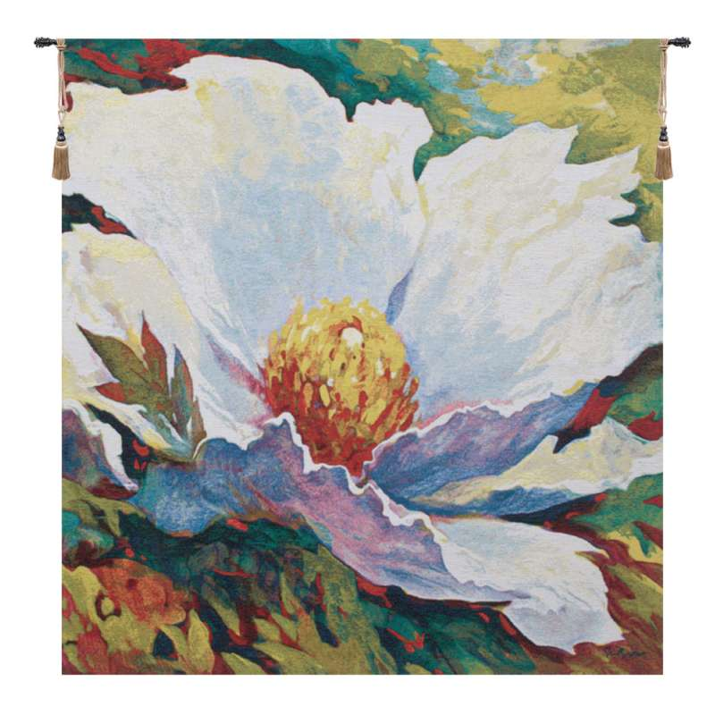 A Time To Dream Belgian Tapestry Wall Hanging