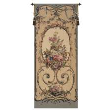 Jessica Blue Belgian Tapestry Wall Hanging