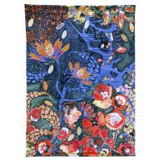 Le Jardin De Tal French Tapestry Wall Hanging