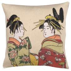 Derobade French Tapestry Cushion