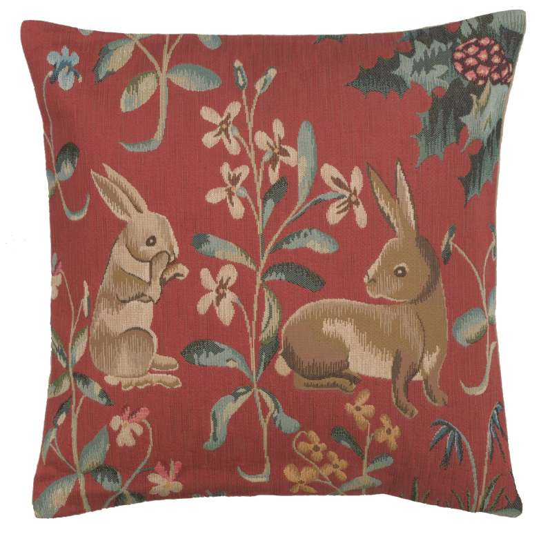 Garennes French Tapestry Cushion