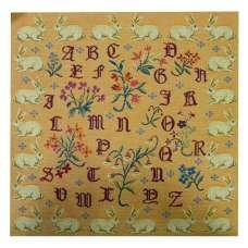 Dagobert Potiron French Tapestry Cushion