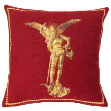 Archange French Tapestry Cushion