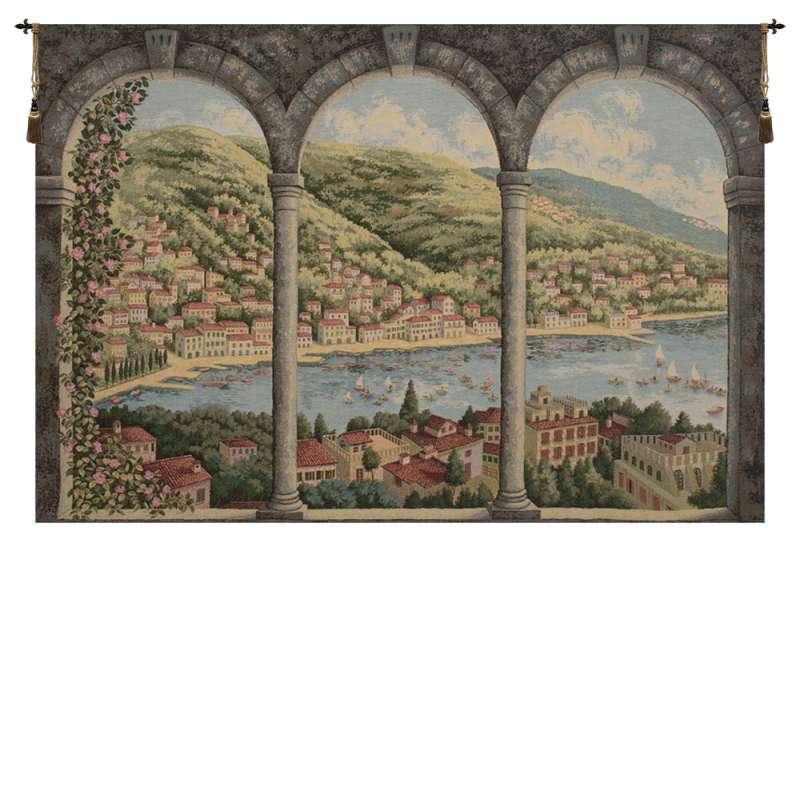 Como Lake Italian Tapestry