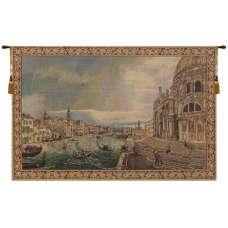 La Salute Small Italian Tapestry Wall Hanging
