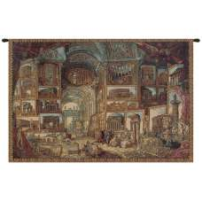 The Museum Italian Tapestry Wall Hanging