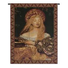 Vanity  Italian Tapestry Wall Hanging