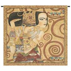 The Waited For by Klimt European Tapestries