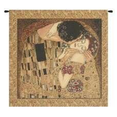 The Kiss Klimt European Tapestries
