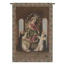 Our Lady of Pompei European Tapestries