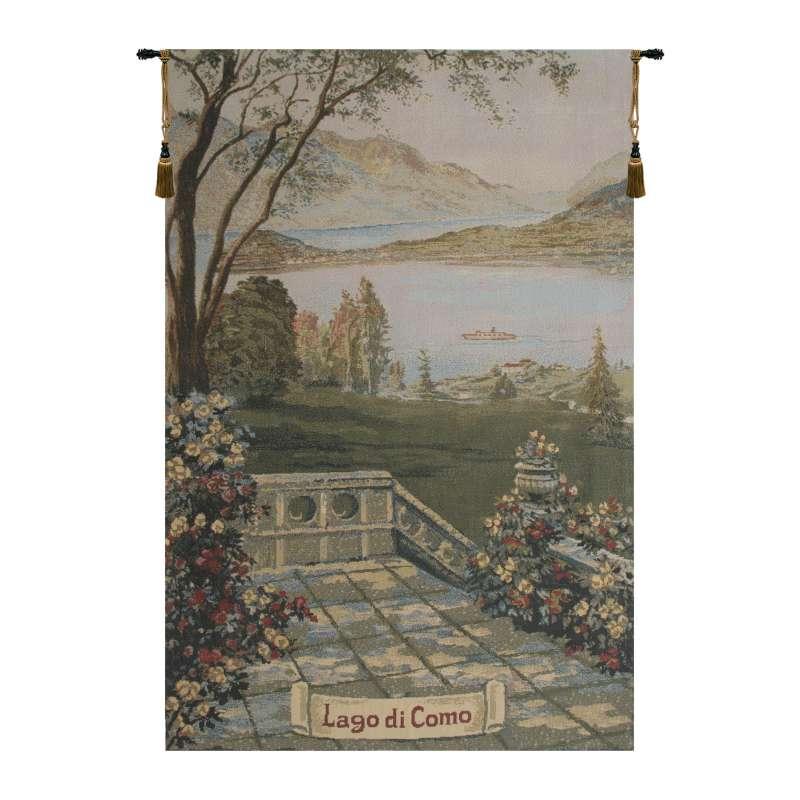 Lake Como 1 European Tapestries