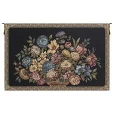 Floral Bouquet Words by Lucio Battisti European Tapestries