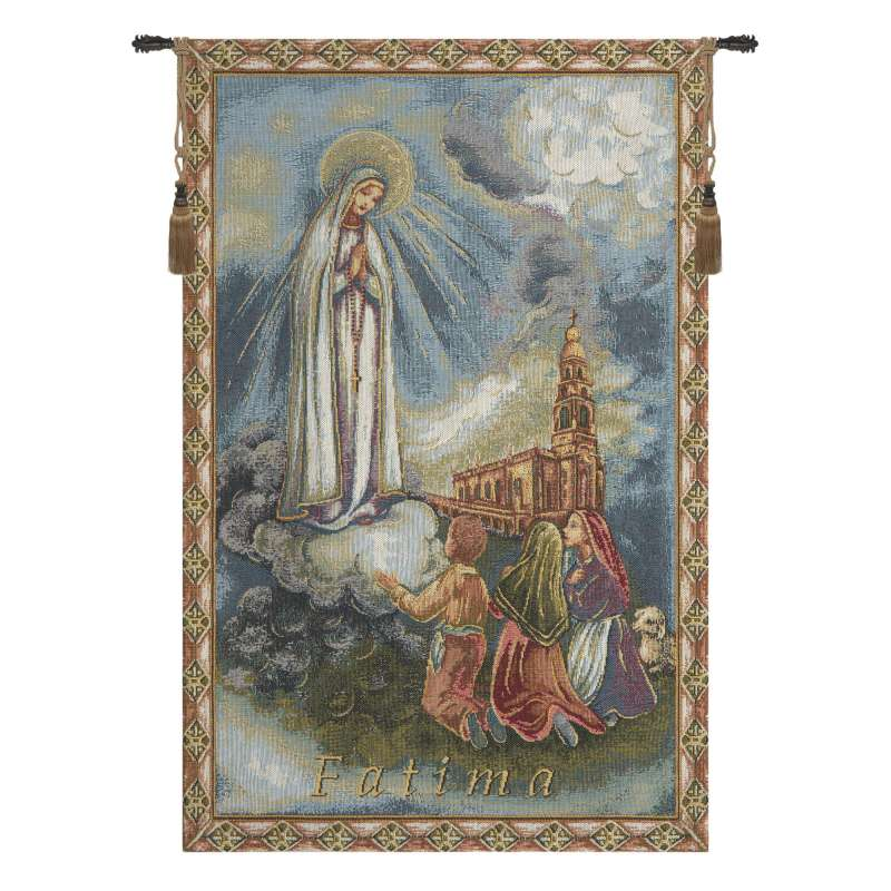 Our Lady of Fatima I European Tapestries