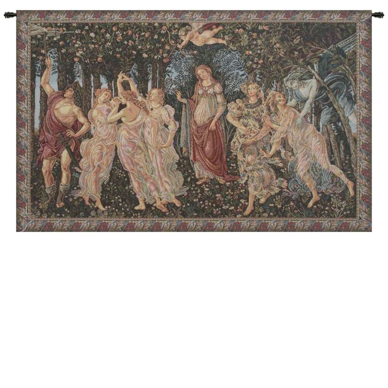 Allegory of Spring European Tapestries