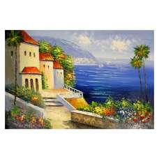 Beautiful Seascape Canvas Wall Art