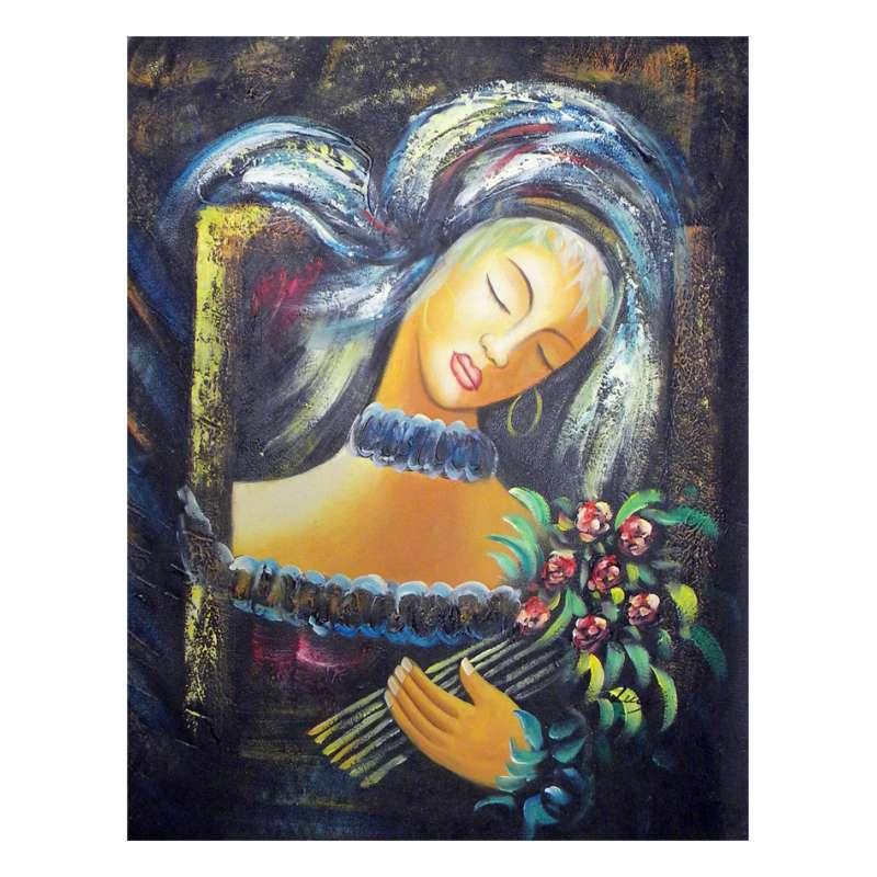Sleeping Beauty Canvas Wall Art