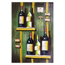 Some Drinks Canvas Wall Art