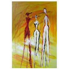 Models  Canvas Wall Art