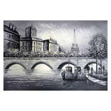 Arch Bridge  Canvas Wall Art