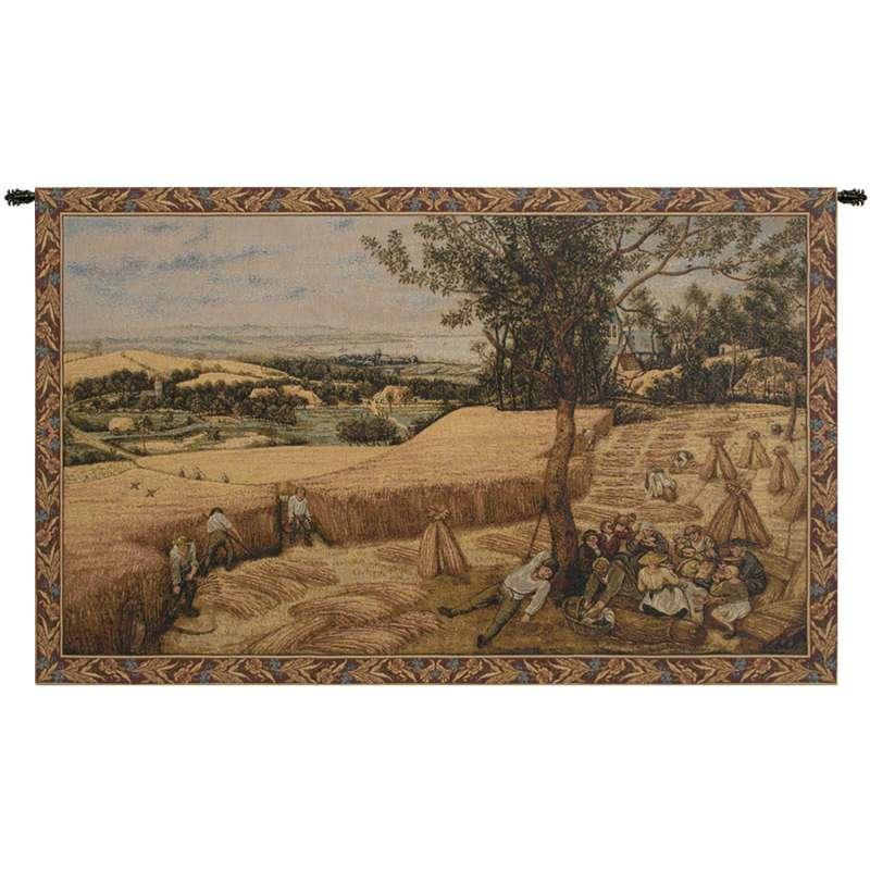 Harvest I Italian Tapestry Wall Hanging