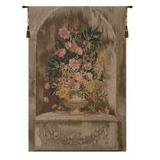 Bouquet Niche French Tapestry